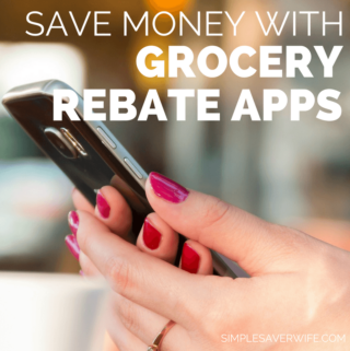 Grocery Rebate Apps Save You Money Without Clipping Coupons!