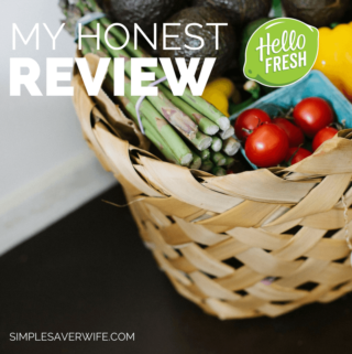 My Honest HelloFresh Review {& Discount!}