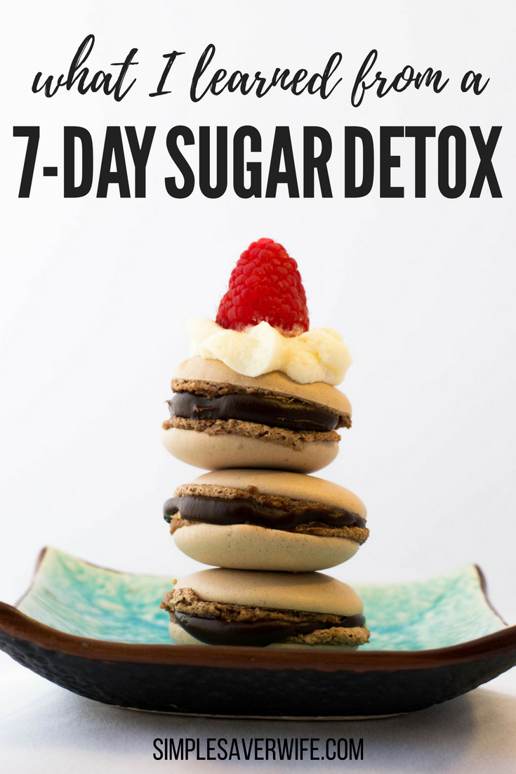 What I Learned From a 7-Day Sugar Detox