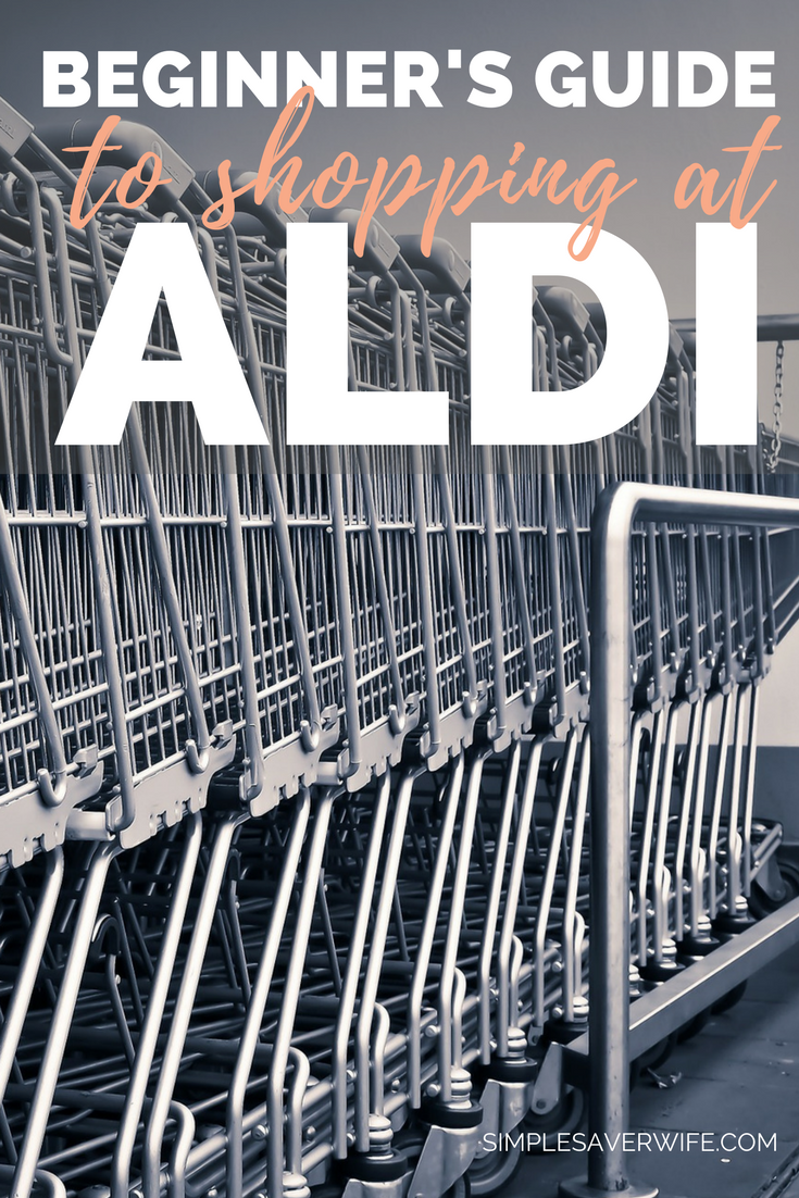 Beginner's Guide to Shopping at ALDI
