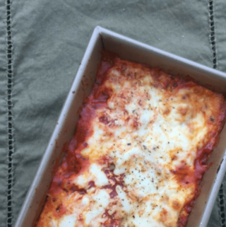 Veggie-Packed Lasagna (Grain Free)