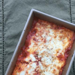 Veggie-Packed Lasagna (Grain Free)