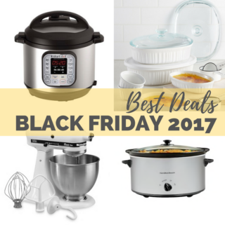 Black Friday 2017: Best Kitchen Deals