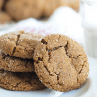 Cookie Exchange: Ginger Cookies