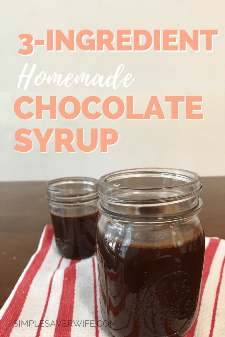 Homemade Chocolate Syrup | how to make chocolate syrup | healthy nesquik | chocolate sauce