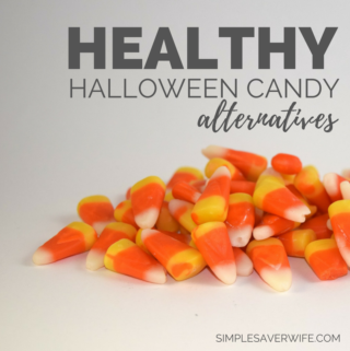 Healthy Halloween Candy Alternatives