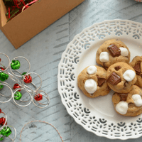 Cookie Exchange: S'More Cookies