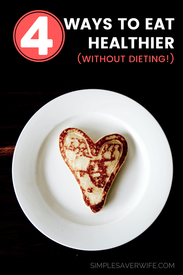 Improve your health and adopt a more wholesome relationship with food—without counting calories or following a strict diet!
